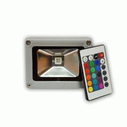Купить Светодиодный прожектор 10Вт. RGB VENOM