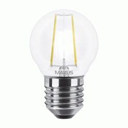 Светодиодная лампа Maxus (филамент) 4W E27 (арт. 1-LED-545)