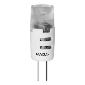 Светодиодная лампа Maxus 1,5W G4 (арт. 1-LED-277)