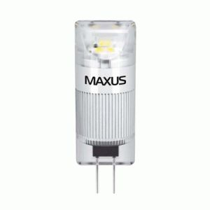 Светодиодная лампа Maxus 1W G4 (арт. 1-LED-339-T)