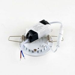 Светодиодный светильник VENOM 3Вт Круг (арт. R-03)