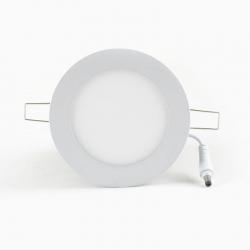 Светодиодный светильник VENOM 6Вт Круг (арт. R-06)