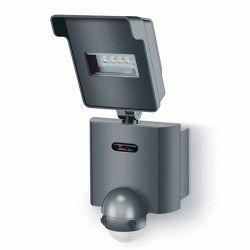 Купить Светодиодный уличный светильник Intelite 10W с датчиком движения