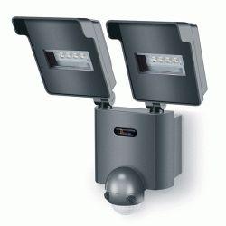 Купить Светодиодный уличный светильник Intelite 20W с датчиком движения