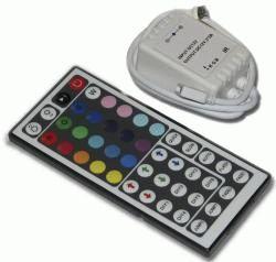 RGB-контроллер IR инфракрасный(6А, 44 кнопок на пульте)