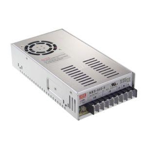 Блок Питания Meanwell Негерметичный 24V 350ВТ (АРТ.NES-350-24)