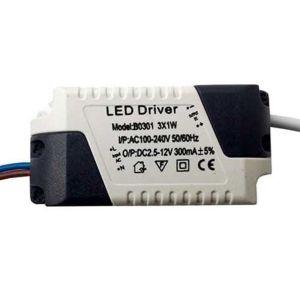 Купить Драйвер к светодиодному светильнику 3W