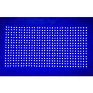 Негерметичный модуль Р10 синий