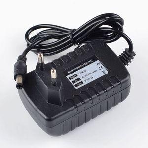 Блок питания Розеточный (адаптер) 12V 24Вт Venom