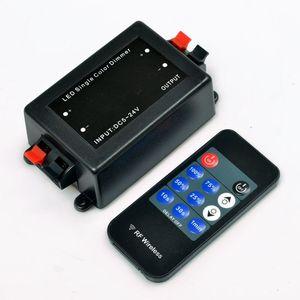 Диммер радио 8А (11 кнопок на пульте)
