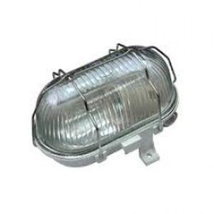 LED светильник ELM NPP-01-100 IP44 пр.мет/реш.сер. (арт. 21-1101)