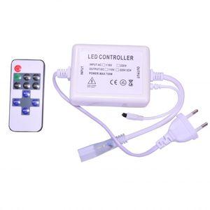 Диммер инфракрасный 600W 220V (11 кнопок на пульте)