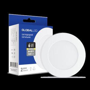 Панель (мини) GLOBAL LED SPN 6W (1-SPN-003)
