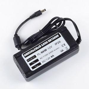 Блок питания Розеточный 12V 96Вт Venom