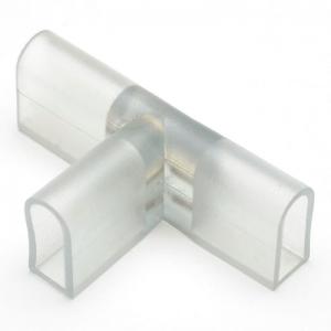 Купить T-Коннектор для LED NEON 220V (3 разъема + 2pin(3шт.))