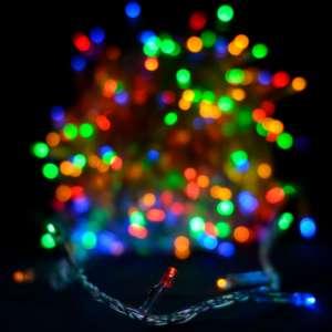 Гирлянда светодиодная Venom 400LED, белый провод (LS-LED-400LED-WC) RGB