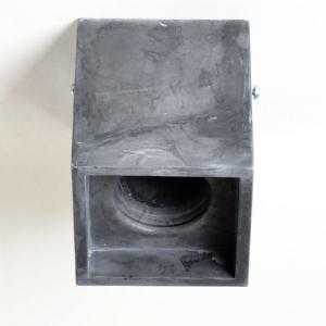 Светильник Venom накладной из гипса 70012C