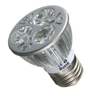 Светодиодная лампа Venom ультрафиолетовая 3Вт Е27 220V