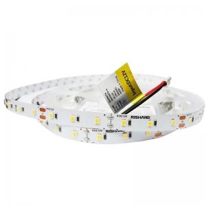 Светодиодная лента Rishang SMD 2835 60д.м. IP33 Premium Нейтрально-белая