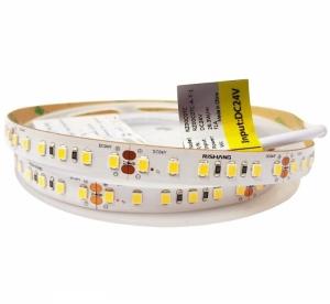 Светодиодная лента Rishang SMD 2835 120д.м. IP33 Premium Нейтрально-белая