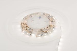 Светодиодная лента ESTAR SMD 3528 60д.м. IP20 Premium Нейтрально-белая