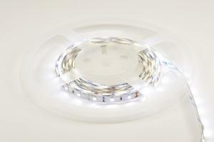 Светодиодная лента ESTAR SMD 3528 60д.м. IP20 Premium Холодно-белая