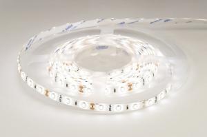 Светодиодная лента ESTAR SMD 3528 60д.м. IP65 Premium Белая