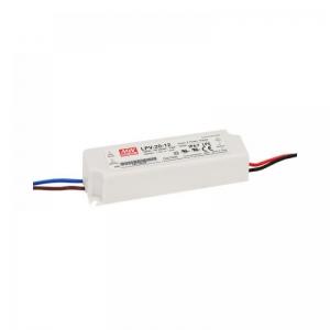 Драйвер Mean Well для светодиодов (LED) 20 Вт, 5V, 4 А LPV-20-5