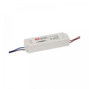 Драйвер Mean Well для светодиодов (LED) 30 Вт, 5V, 6 А LPV-35-5