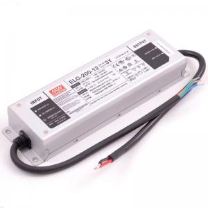 Купить Драйвер Mean Well для светодиодов (LED) 192 Вт 12V 16 А ELG-200-12