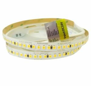 Светодиодная лента Rishang SMD 2835 192д.м. IP20 Premium Нейтрально-белая
