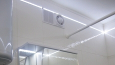 Светодиодное освещение ванной комнаты